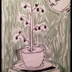 cafe primaveral
